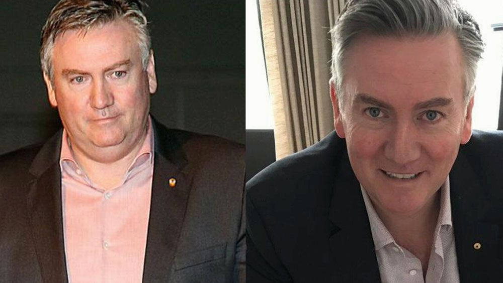 AFL's The Footy Show host Eddie McGuire reveals secret behind stunning weight loss