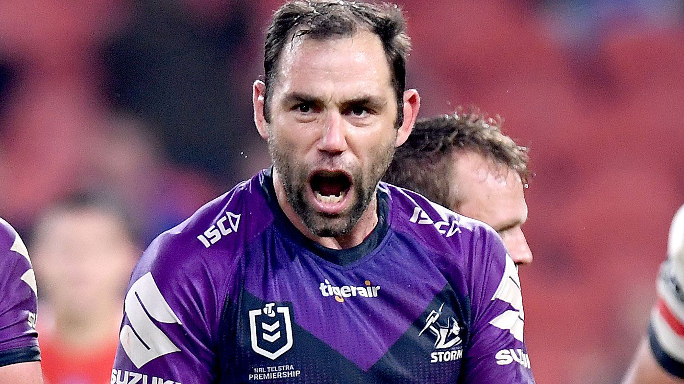 Cameron Smith reveals message to teammates before thrilling last-ditch comeback