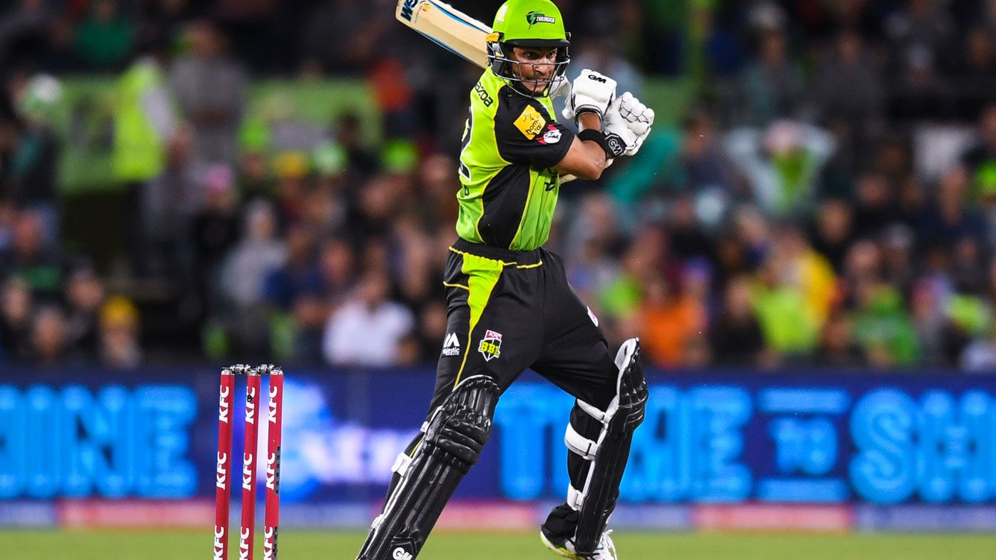 Jason Sangha becomes youngest ever to hit Big Bash 50 in cracking innings