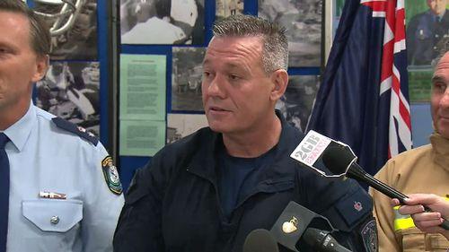 Hero cop Brenton Charlton has been praised for his bravery. (9NEWS)