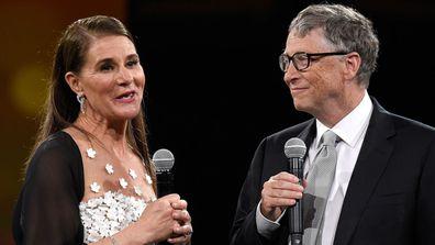 Billionaire's wife reveals secret to a long happy marriage.