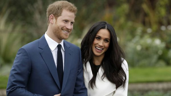 Prince Harry's statement about dating Meghan Markle, explained