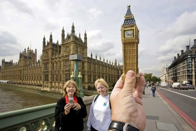 <strong>Big Ben, London, UK</strong>