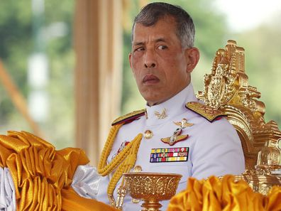 King of Thailand controversy