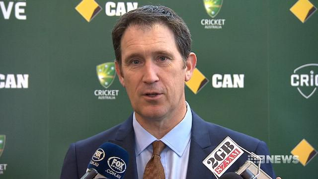 Cricket Australia CEO addresses Australia's woeful performance in South Africa