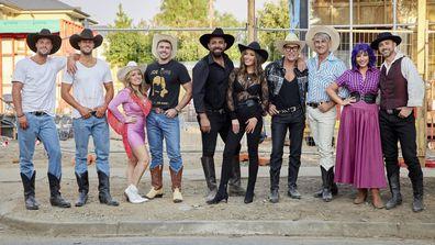 The Block 2021 cast