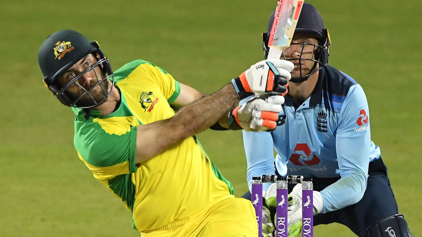 Glenn Maxwell's latest enigmatic masterpiece reveals he finally has a clear role