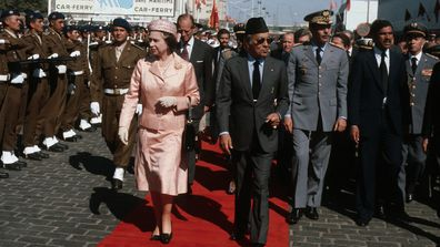 The Queen's trip to Morocco was the 'tour from hell'