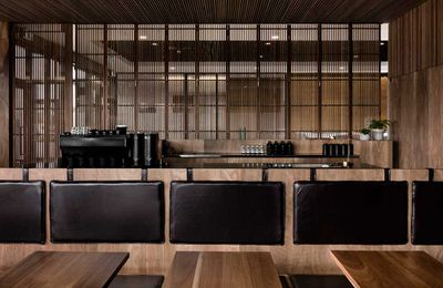 Best Café Design: Morris and Heath by Ritz & Ghougassian, Hoppers Crossing, VIC