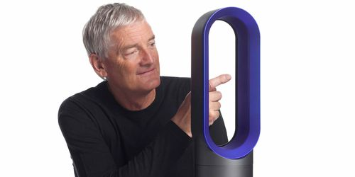 """Sir James Dyson, founder of the vacuum company, says the car will be """"quite radical""""."""