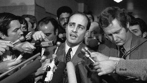 Vincent Bugliosi led the prosecutions of the Manson family.