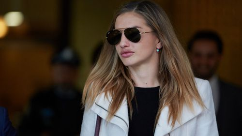 Lauryn Eagle has pleaded guilty to drink driving.
