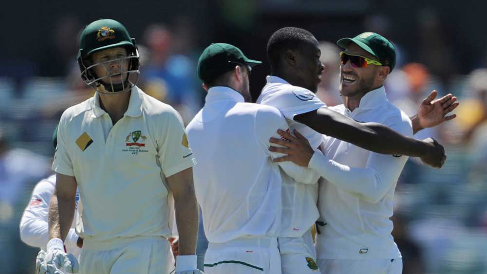 'No passion': Wessels rips into Aussies