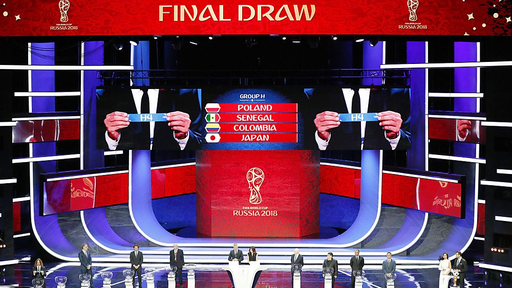 World Cup 2018 Russia: Full draw and schedule details, broadcast times in Australia