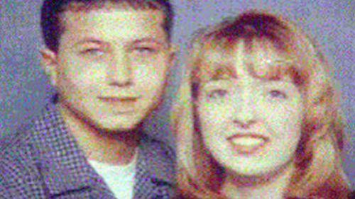 Zeb and Bobbi Jo Stinnett before the young expectant mother's murder.