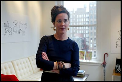 """Owing to pure talent, creativity, a pure unbridled love of fashion and women, Kate Spade knew what it took to create an IT-look before it was measured in likes or hashtags.<br /> <a href=""""https://style.nine.com.au/2018/06/06/07/38/kate-spade-death"""" target=""""_blank""""><br /> The sudden and tragic death</a> of one of the '90s top designers has shaken the world and the women who adored her vibrant, feminine and forward-thinking designs.<br /> <br /> Besides the realm of young working women who spent their first pay checks on one of her signature nylon totes, the Kate Spade label has always had a strong celebrity following, even after the designer parted ways with the brand in 2007.<br /> <br /> From Gwyneth Paltrow to Taylor Swift and even the Duchess of Cambridge, Spade's midas touch has had an immeasurable impact on the style set.<br /> <br /> In memory of the late, great Kate, we look back at some of the celebrities who have a splash in Kate Spade over the past two decades.<br />"""