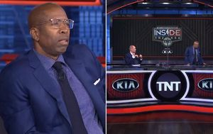 TV host walks off set in solidarity with NBA boycott