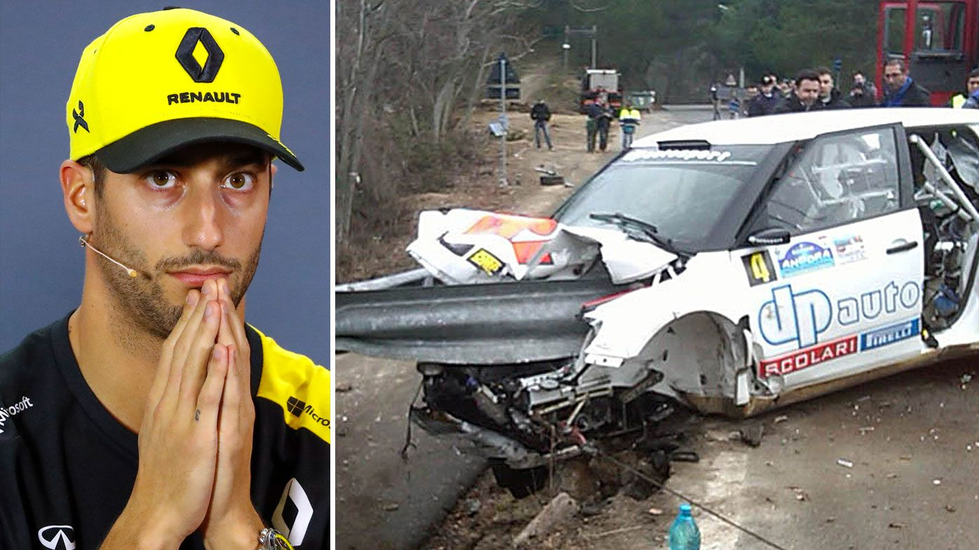 Daniel Ricciardo has paid tribute to Robert Kubica on his return to F1