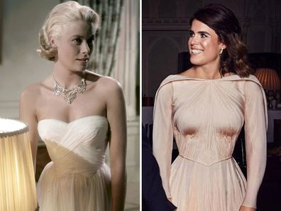 Princess Eugenie was inspired by Grace Kelly for iconic wedding dress