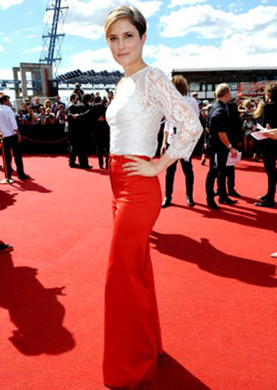 All the red carpet action from the 25th Annual ARIA Awards!