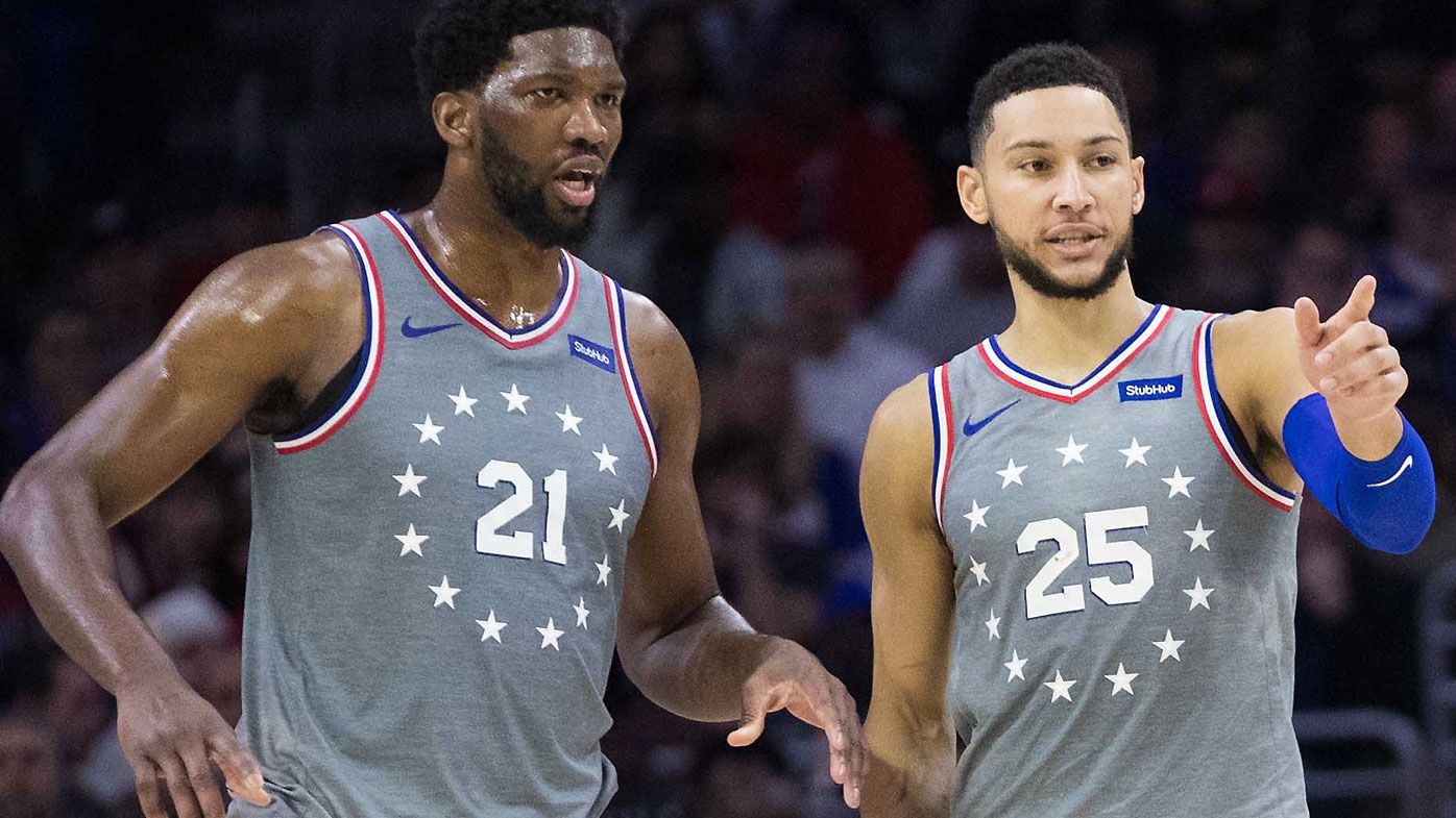 Ben Simmons and Philadelphia 76ers draw Brooklyn Nets in first-round of NBA Playoffs