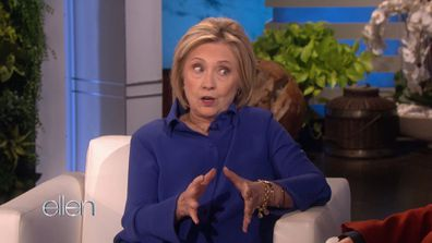 Hillary Clinton responds to the President's impeachment acquittal