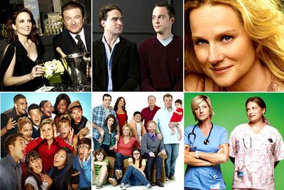 <b>The nominees:</b><br/><br/><I>30 Rock</I><br/><I>The Big Bang Theory</I><br/><I>The Big C</I><br/><I>Glee</I><br/><I>Modern Family</I><br/><I>Nurse Jackie</I><br/><br/><b>We predicted:</b> There's almost too many to choose from here — pretty much any of these series (except meh-ish <i>The Big C</i>) could win. We're tipping <i>Modern Family</i>, which won the Emmy. (PS: where the hell is <i>Community</i>'s nomination? What a rip-off.) <b>So, who won?</b>