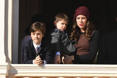 Charlotte Casiraghi's youngest son added to Monaco's line of succession