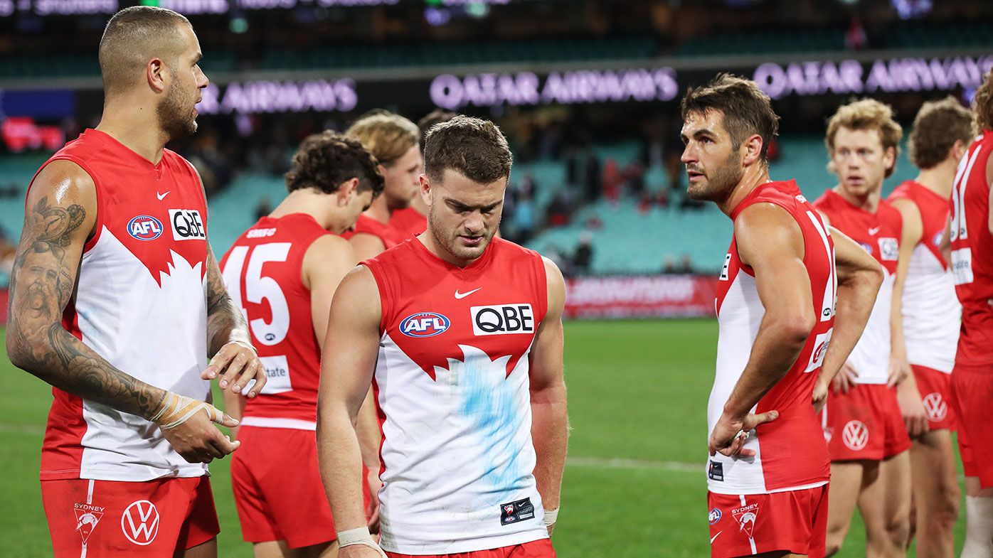 Swans, Giants bound for Victoria amid Sydney's COVID-19 cluster