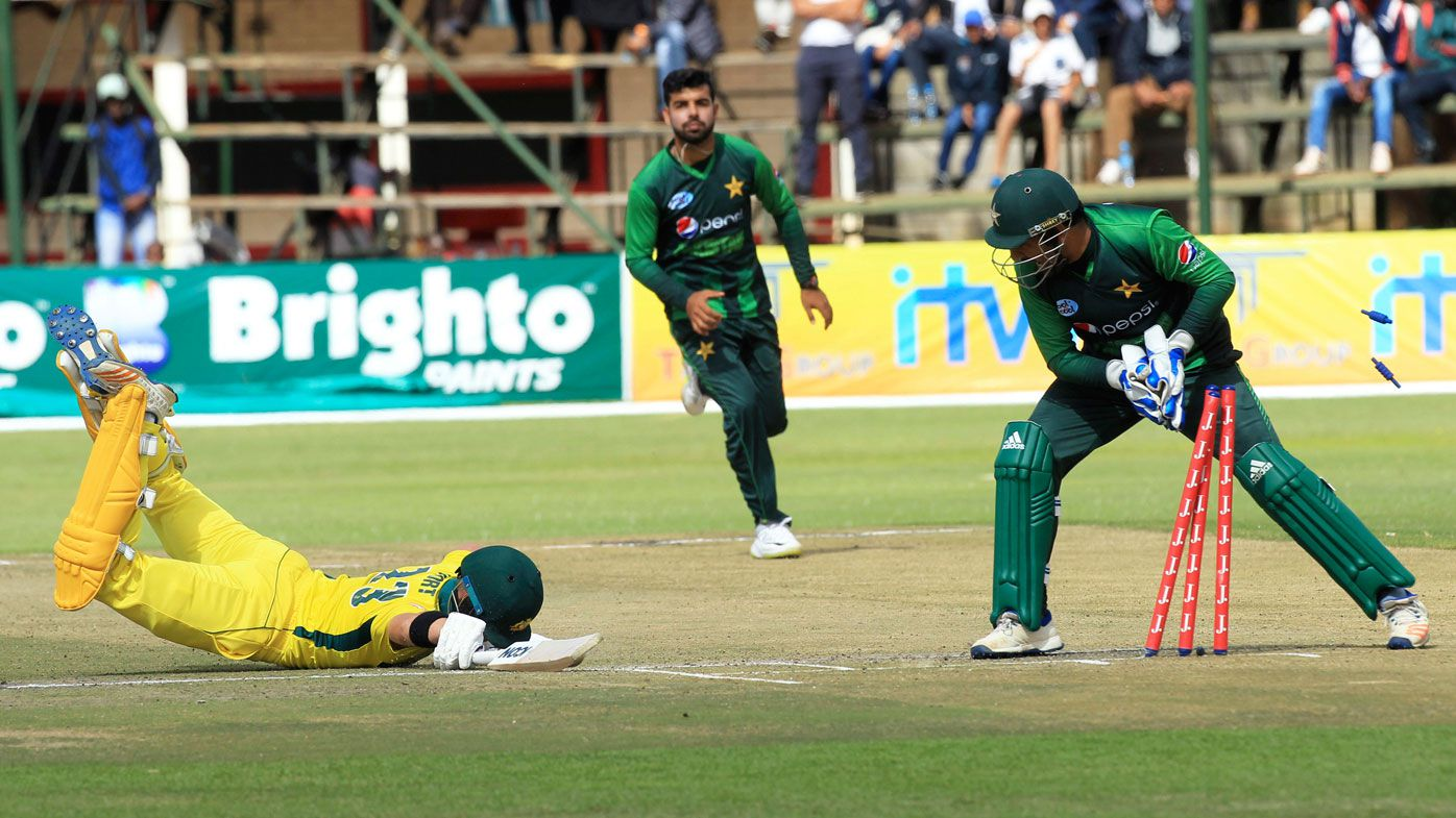 Cricket: Australia lose T20 final to Pakistan in closing over