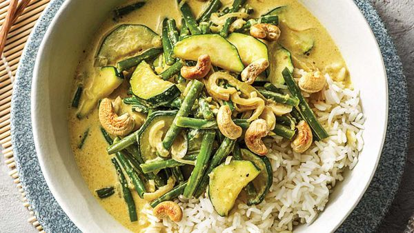 Thai yellow curry