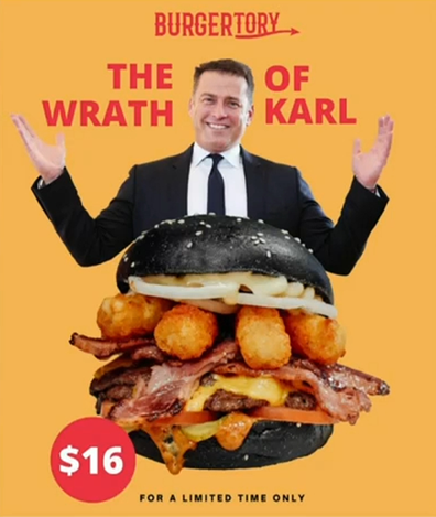 The 'wrath of Karl' will be available for a limited time.