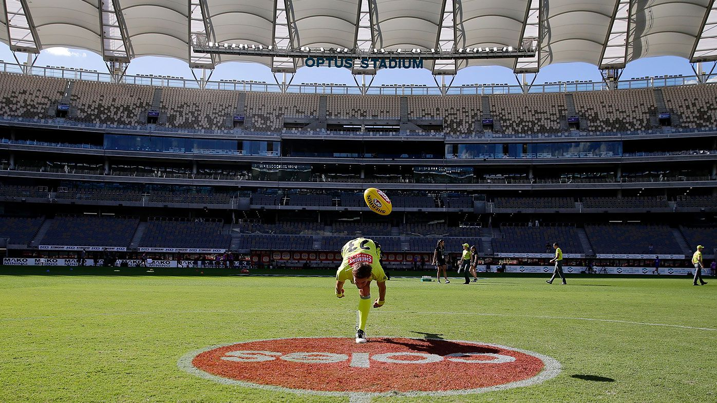 AFL crowd-limits rise to 30,000 in Perth