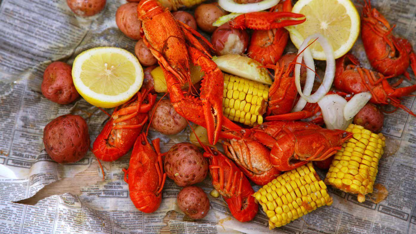 Crayfish, marron. Image: iStock