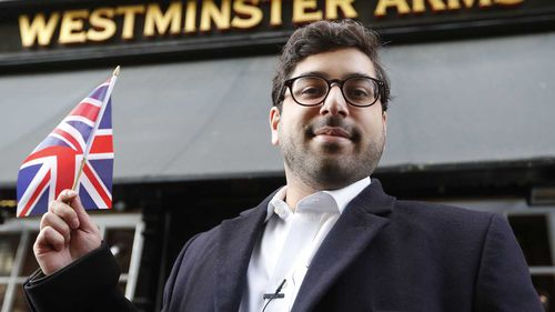 Raheem Kassam is well-known as a controversial right-wing commentator in the UK.