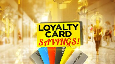 Loyalty card savings