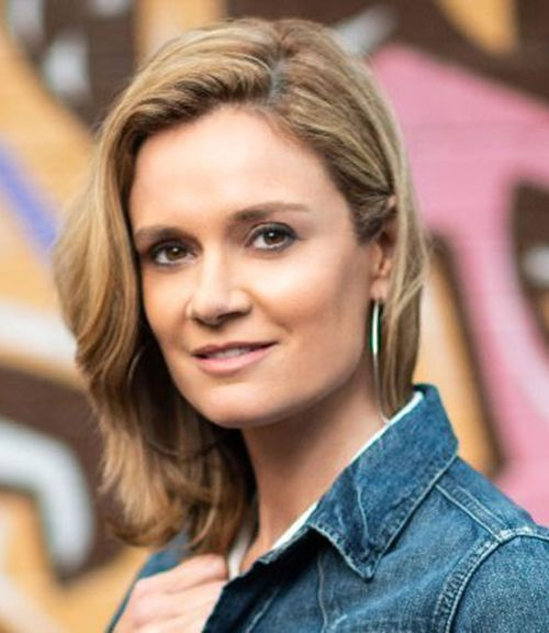 ABC presenter and author Julia Baird appealed to Facebook on Twitter after her account was hacked.