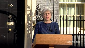 Theresa May calls snap election following Brexit