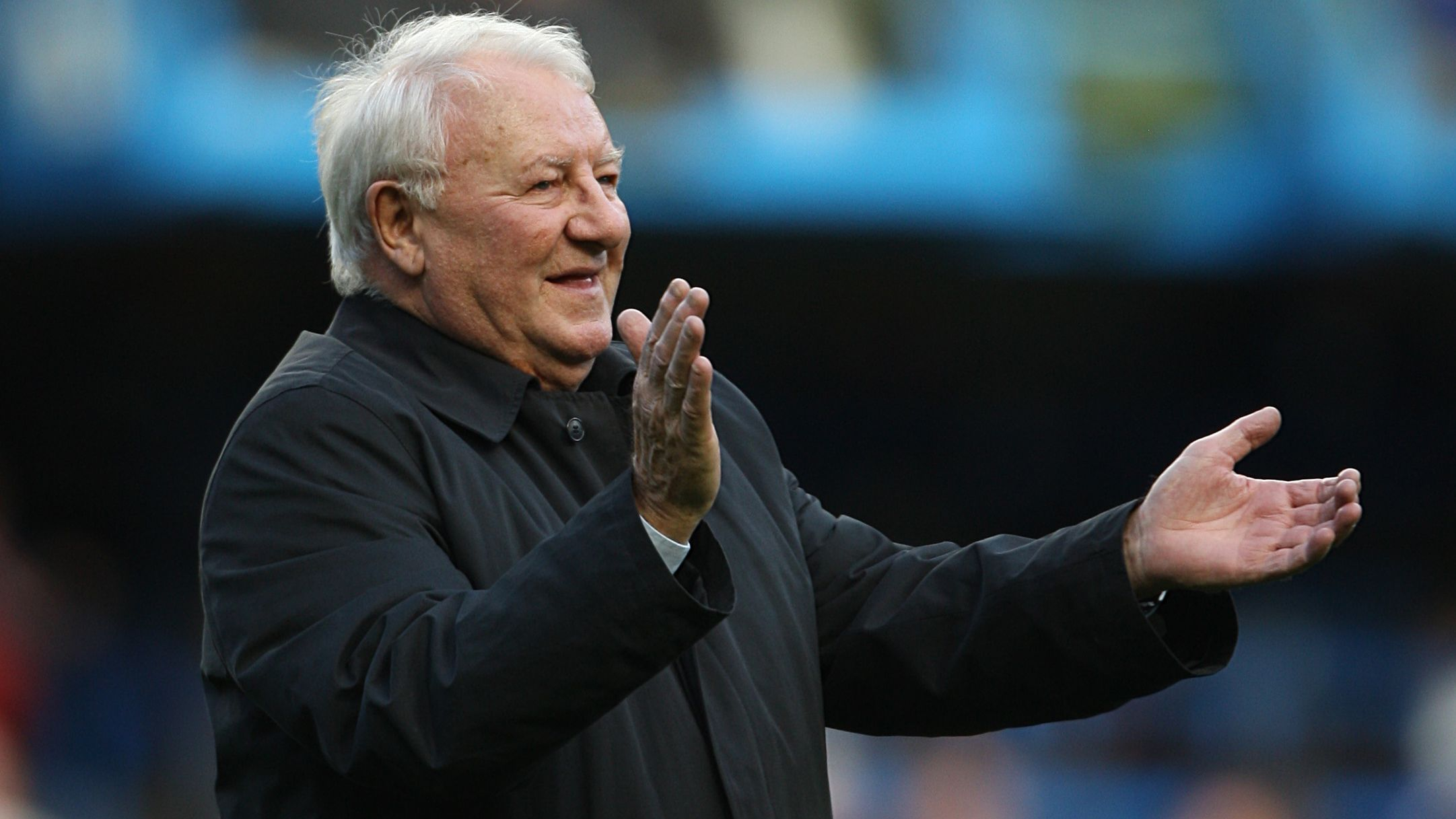 Former Manchester United, Chelsea and Scotland manager Tommy Docherty dies aged 92