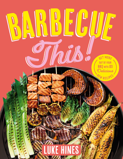 Luke Hines' Barbecue This cookbook