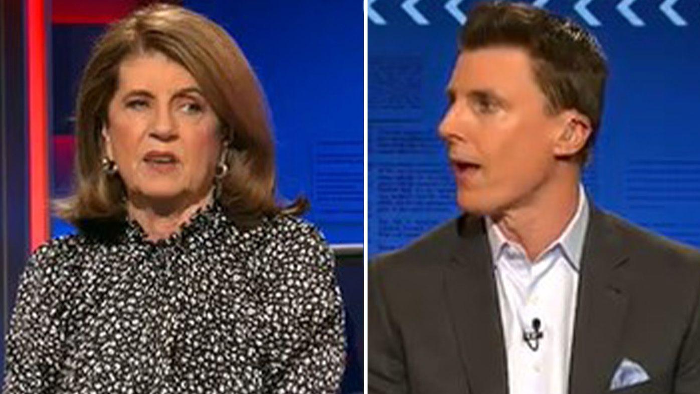 Caroline Wilson, Matthew Lloyd clash over Carlton's decision to delay David Teague call
