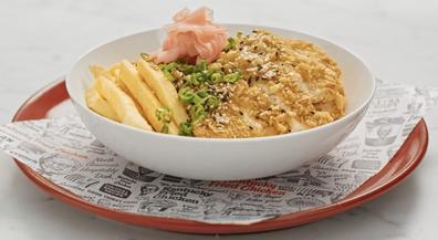 Mitch Orr's KFC hack for katsu curry