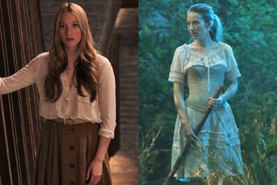 Sophie Lowe's first big Aussie feature film was <i>Beautiful Kate</i> (2009). She's since starred as Alice in <i>Once Upon a Time in Wonderland</i> (2013) and alongside Naomi Watts in <i>Adore</i> (2013). <br/><br/>The <i>Once Upon a Time</i> spin-off was axed this year, but Sophie has since been cast in American road-movie <i>What Lola Wants</i> and TV series <i>The Returned</i>.<br/><br/>Left: <i>After the Dark</i> / Phase 4 Films. Right: <i>Once Upon a Time in Wonderland</i> / ABC.