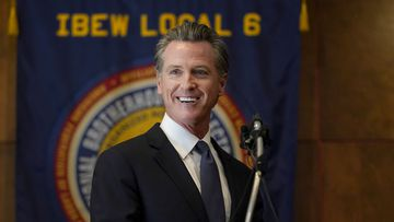 Gov. Gavin Newsom has survived an attempt by critics to remove him from power.