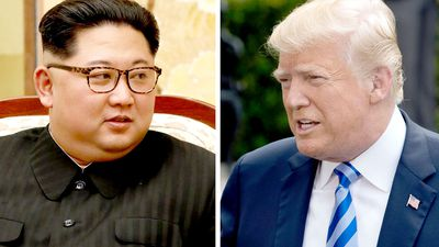 'It may not work out': Trump casts doubt over North Korea summit