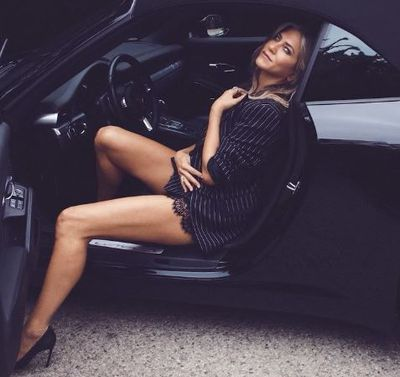 <p>Jennifer Aniston for&nbsp;US <em>InStyle,</em> September 2018</p> <p>The actress wears&nbsp;Dolce &amp; Gabbana jacket, vest, and shorts. Harry Winston rings and Manolo Blahnik pumps.</p>