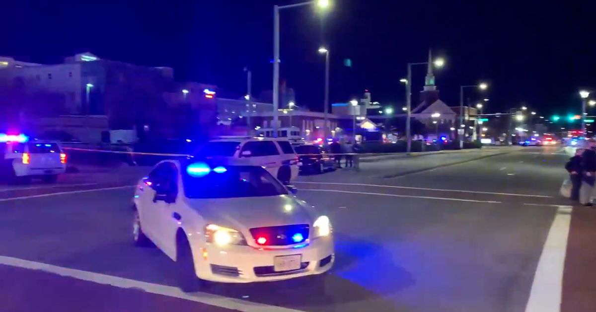Two dead and nine people shot across multiple 'chaotic' crime scenes at Virginia Beach – 9News