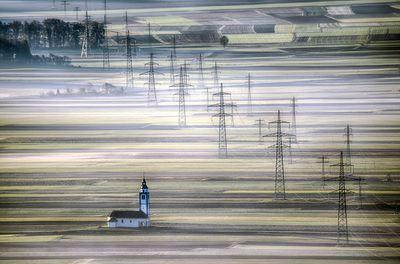 <strong>Andrej Tarfila 'Church on the fields of Sorško polje'</strong>