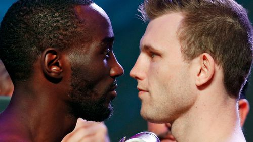 Even the fight's promoter, the legendary Bob Arum, has publicly stated he wants Horn to lose. Picture: AP