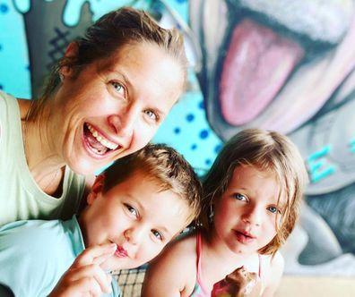 Lauren The Health Mummy children